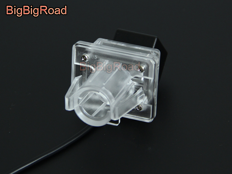 BigBigRoad Car Rear View Camera For A series W176 C seires W204 E series W212 W213 W207 C207 SLK SLC Class R172 (16)