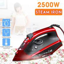 Electric-Steam-Iron Ironing-Steamer Steam-Generator 4-Speed-Clothes Coated-Plate Travel