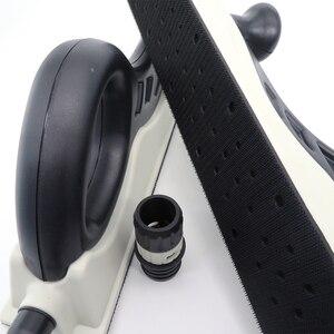 Image 3 - ハンドサンディングブロックダスト送料抽出研削ブロック研磨ツール 70*400 ミリメートル
