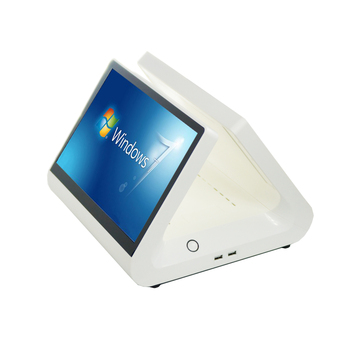 pos system hot selling 12inch capacitive touch screen pos for coffee