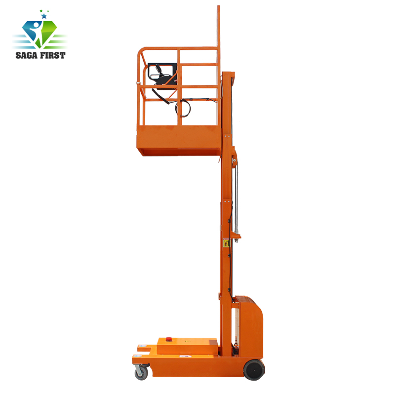Full Electric Stacker 1-2 Ton Capacity