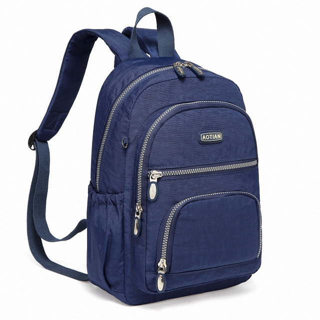 女性軽量小型バックパックデイパック耐久性のある防水旅行ハイキングバッグ女性や少女のため
