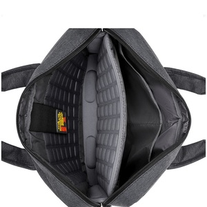 Image 5 - Burnur Shockproof airbag waterproof Laptop bag 12 13 14 15 15.6 17 17.3 inch big size computer bags Case Messenger Shoulder bag