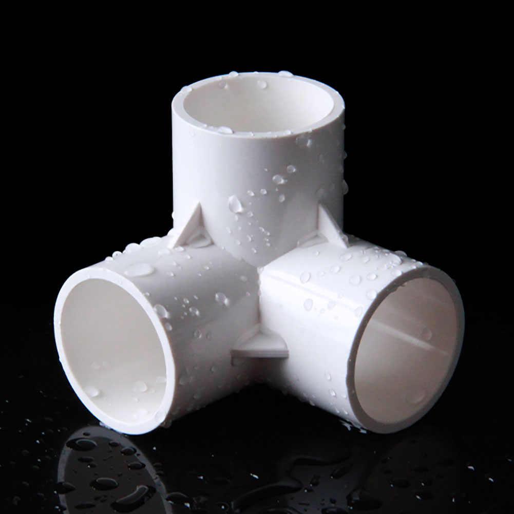Accesorios de riego para jardiner/ía V/álvulas de Tubo de Agua de 20 mm//25 mm//32 mm ESden Adaptador r/ápido pl/ástico 20 mm