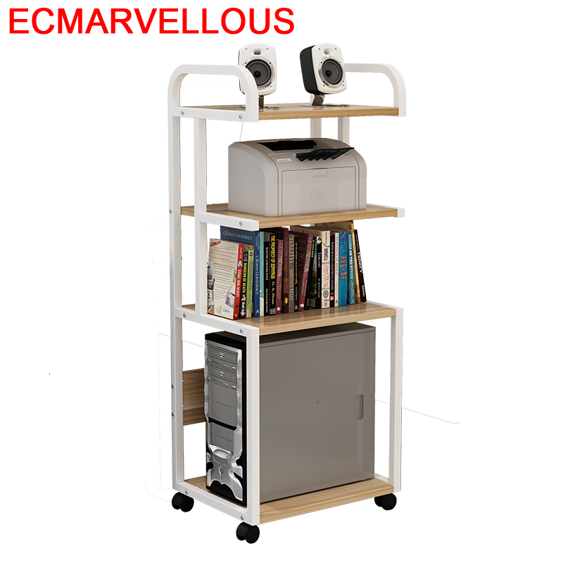 Archivero Meuble Classeur Armario Archibador Metalico Printer Shelf Archivadores Mueble Para Oficina Archivador Filing Cabinet