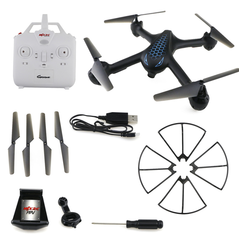 Linda X708p Quadcopter Optical Flow Positioning 720P Camera WiFi Image Transmission Remote-controlled Unmanned Vehicle