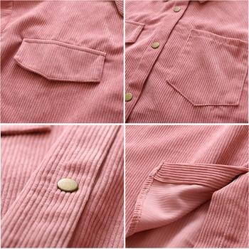 Turn-Down Collar Vintage Blouse 6