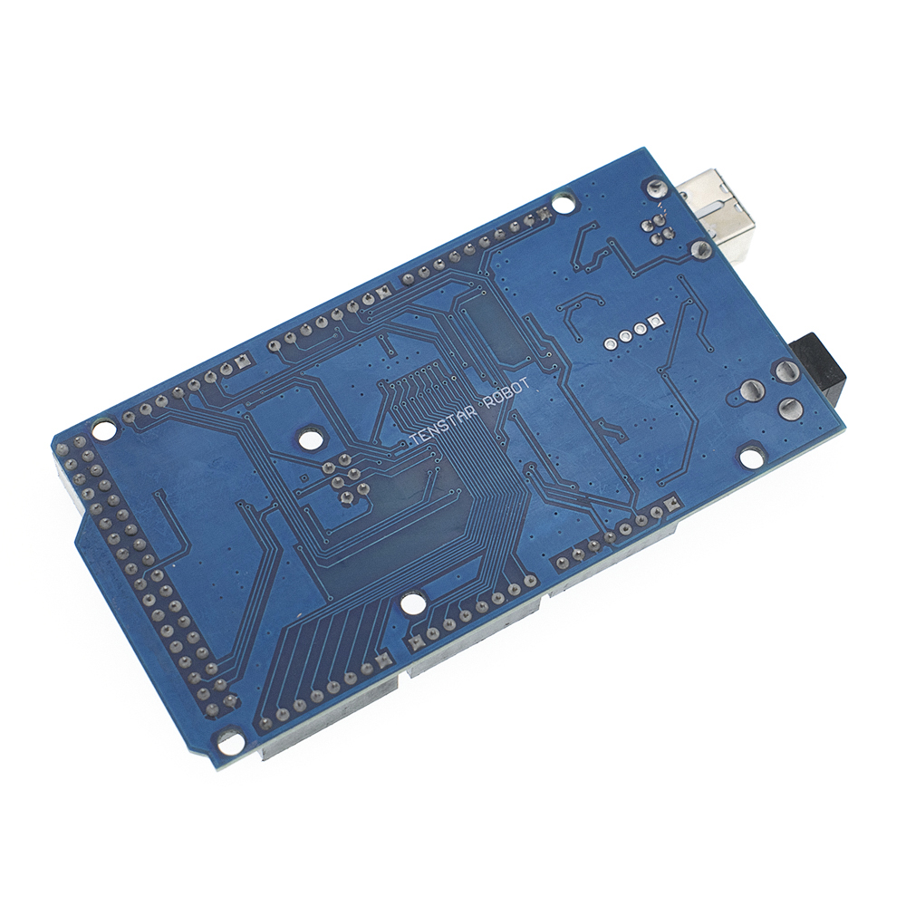 Image 4 - 20sets Mega 2560 R3 Mega2560 REV3 20pcs ATmega2560 16AU Board + 20pcs USB Cable-in Integrated Circuits from Electronic Components & Supplies