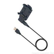 Kabel szybkiego ładowania USB ładujący i danych kabel Adapter przewód zasilający dla garmin Fenix 3 / HR Quatix 3 zegarek inteligentny F26 21 Dropshipping
