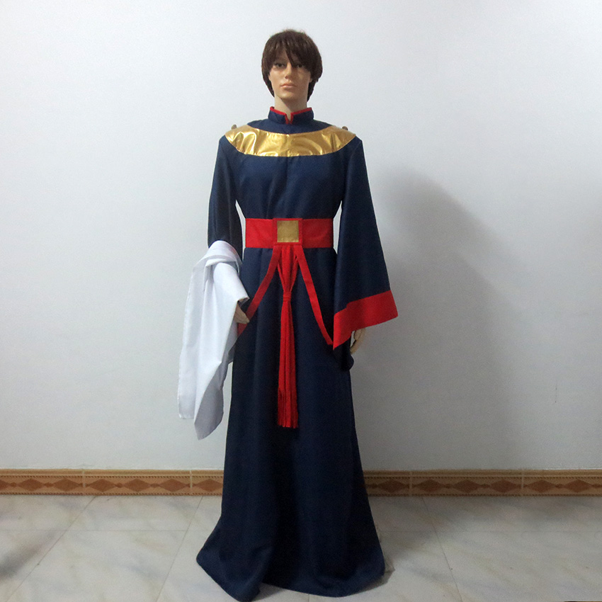 Saint Seiya Legend of Sanctuary SAGA Uniform Cos Christmas Halloween Uniform Outfit Cosplay Costume Customize Any Size