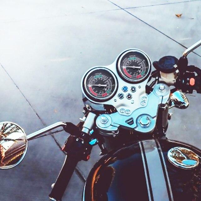 4 個オートバイキャブレターシンクロ炭水化物真空ゲージヤマハホンダ、スズキカワサキ ktm などオートバイアクセサリー