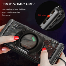 Mobile Phone Cooler Delicate Design Game Cell Phone Water Cooler Fan Support Gamepad Heat Sink Cooling Bracket Stand