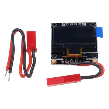 Analizador de espectro portátil de bolsillo de mano de alta sensibilidad de 2,4G de banda de pantalla OLED medidor de prueba