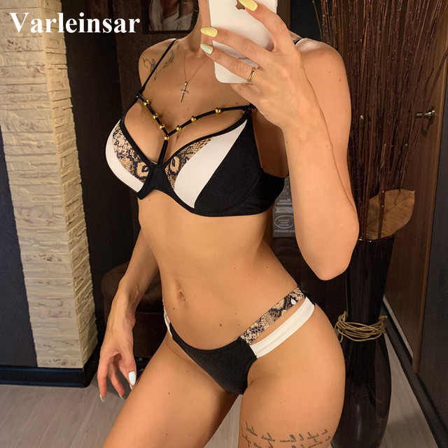 Varleinsar Bikini Set in Six Color Combinations 1