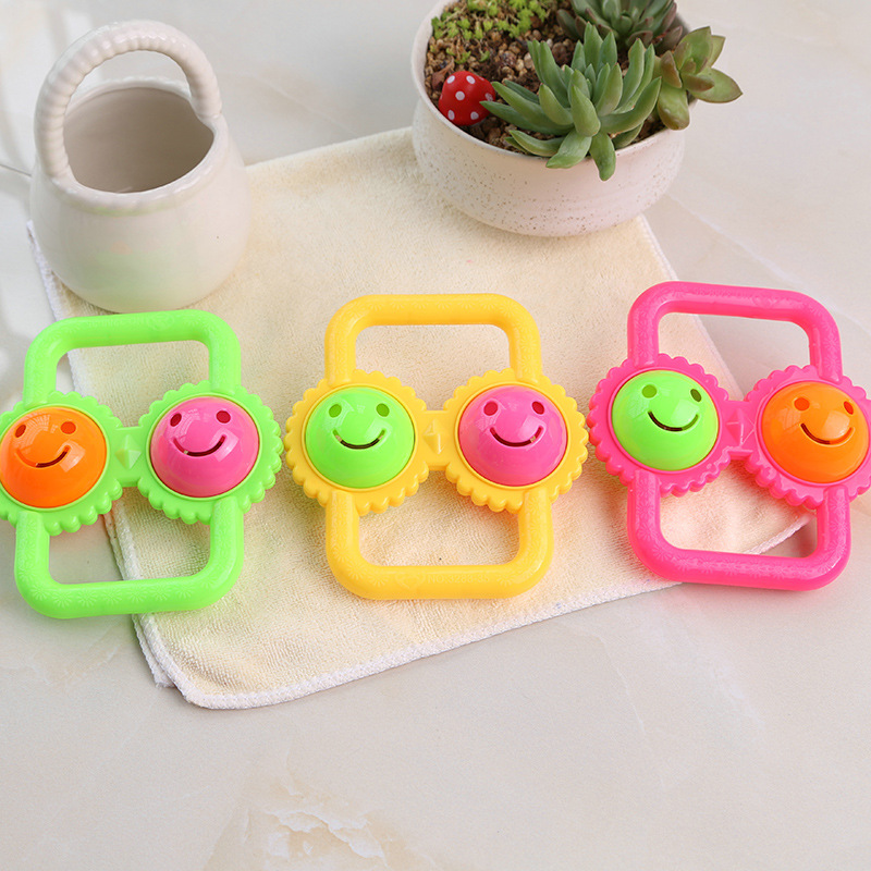 B164 CHILDREN'S Toy Rattle 2017 Stall Supply Of Goods Hot Selling Countryside Market New Product Supermarket Commodity
