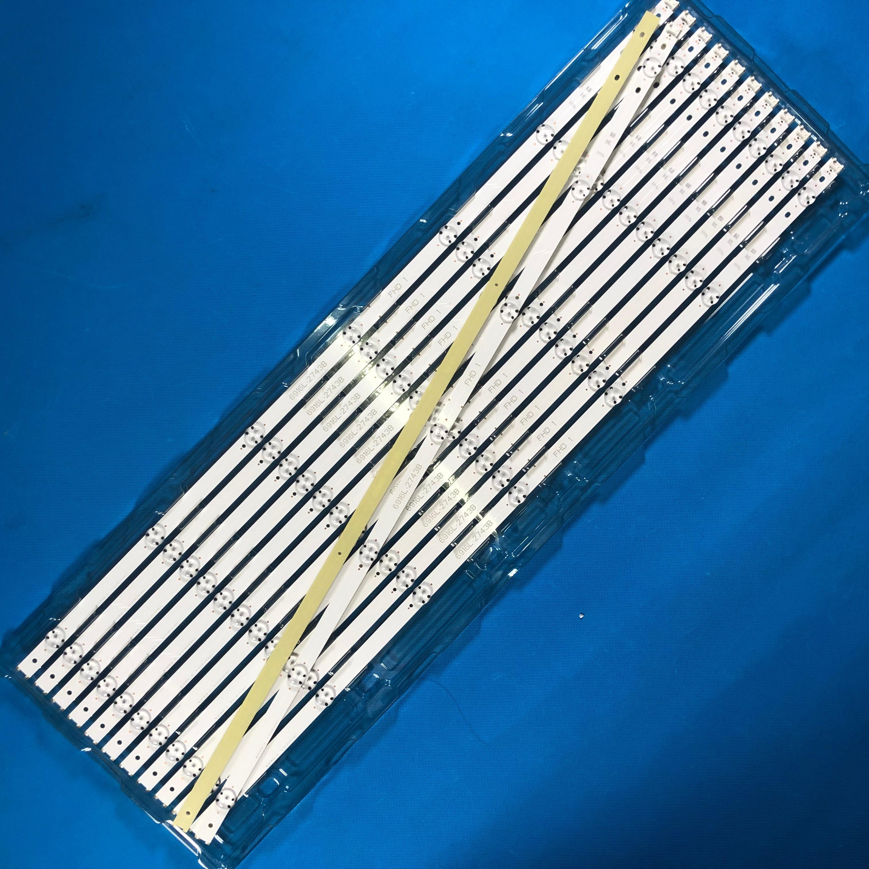 LED Backlight Lamp Strip For LG 43