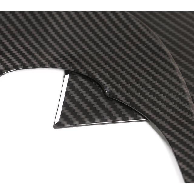 Para Mercedes Benz clase G W463 G500 G63 2019-2020 estilo de coche ABS Control Central decorativo Panel embellecedor Interior accesorios de coche