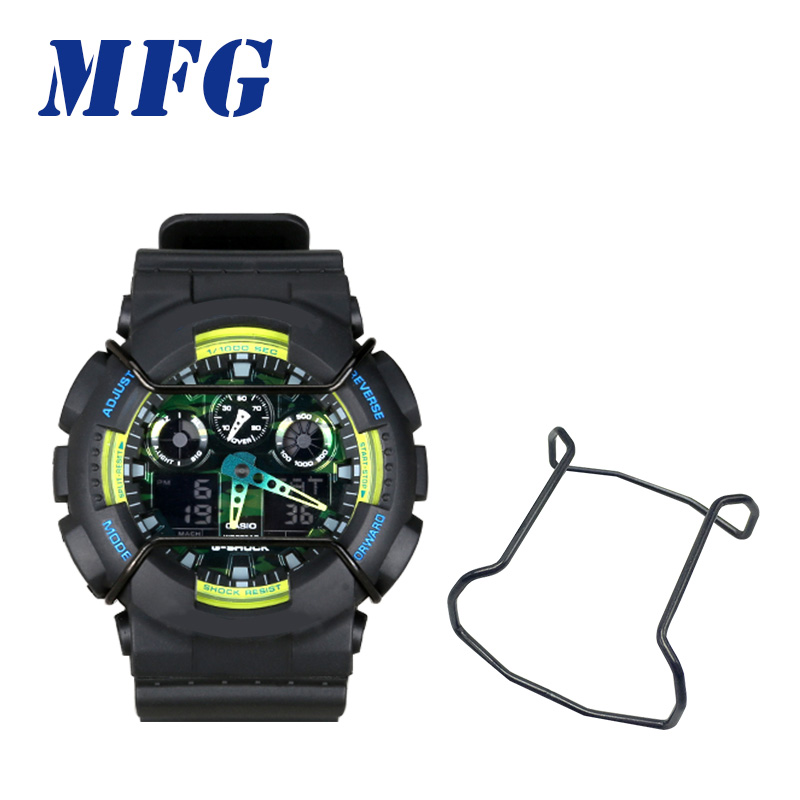 Protector Wire Guards for c-asio GD100/110/120 Protection Ring gshock Watch Case Bumper Accessories Gift for Men/Women | Watchbands