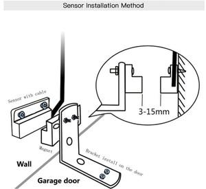 Image 3 - Tuya  Smart Wifi Garage Door Opener /Closed Compatible With Alexa Googel Home Smart Life