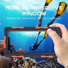 Wasserdicht Tauchen Fall Für iPhone SE 2020 12 11 Pro Max X 10 XS XR 7 8 6s Unterwasser schützen Telefon Fall Für Samsung Hinweis 10 +