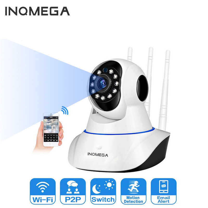 INQMEGA 1080P HD Surveillance Camera Wifi Camera Home Security IP Camera Wireless Network Video Surveillance Wi-fi Night Vision
