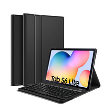 Case for Samsung Galaxy Tab S6 Lite 10.4 Keyboard Case P610 P615 Cover Bluetooth Keyboard