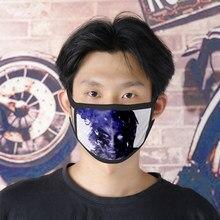 63 tipo máscara de festa multi estilo máscara facial reutilizável 3d design xxxtentacion máscara de boca nova venda quente máscara dropshipping anime