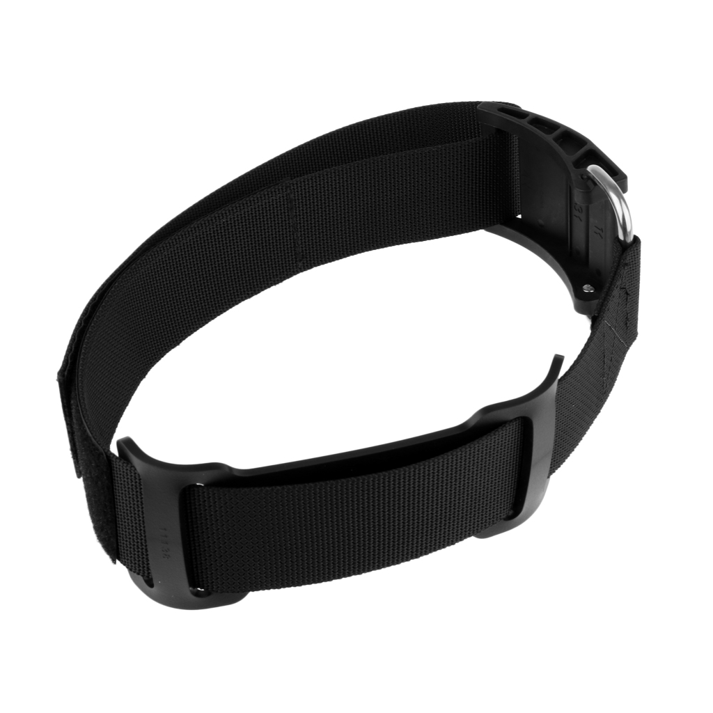 Heavy Duty Scuba Diving Dive Tank Band  Backplate Adapter With Buckle