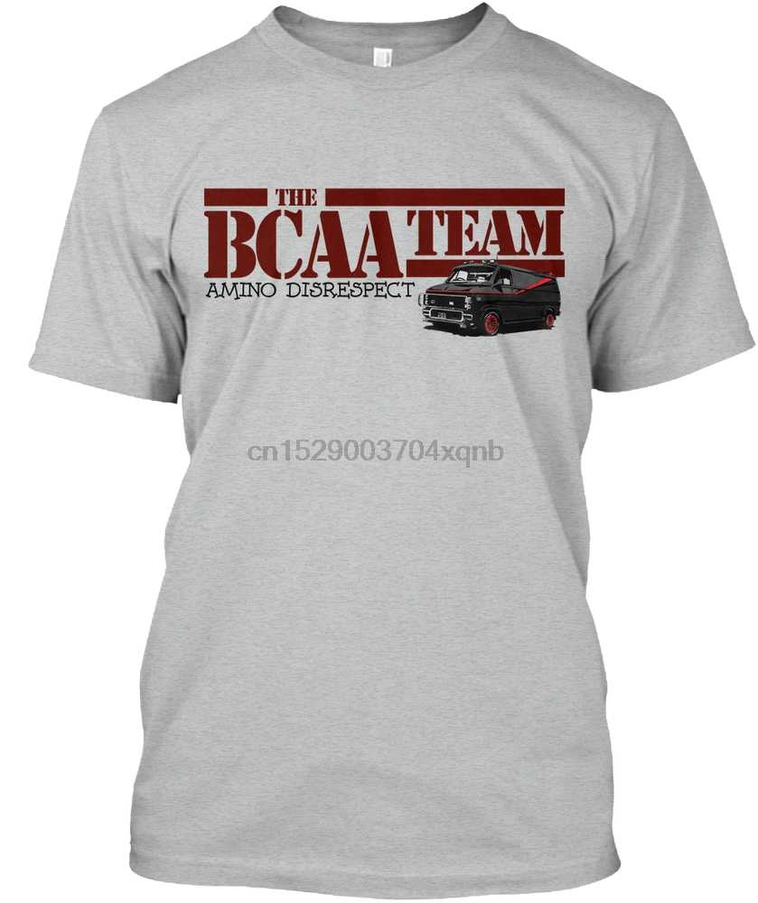 Mannen T-shirt BCAA Team Vrouwen tshirt