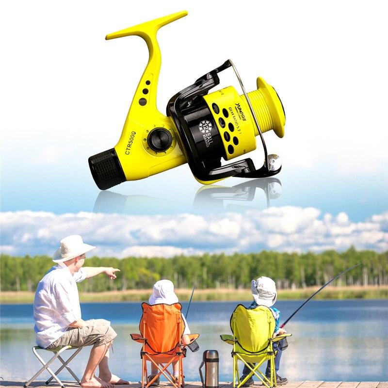 ctr2000 7000 series de pesca carreteis jogando haste 04