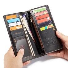 """יוניברסל 4.0 """" 6.5"""" עור Flip מקרה עבור Xiaomi Redmi Note7 פרו הערה 8T A3 A2 Mi8 f1 MIX2s 9 לייט מקרה ספר ארנק כיסוי שקיות"""