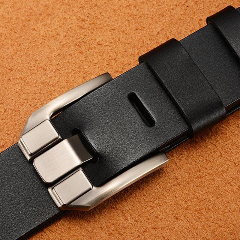 Men's belt genuine leather belt for men designer belts men high quality fashion luxury brand wide belts|Men's Belts| - AliExpress