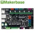 Piezas de la impresora 3D tablero controlador MKS SGen Smoothieboard 32Bit Open Source funciona Smoothieware MKS sbase actualizado