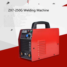 ZX7-250G Convenient Mini Welding Machine for Industrial Welding Metal Appliances Arc Welding Machine Mini Welder