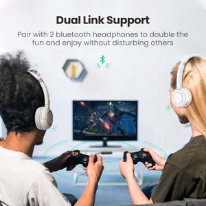 Image 3 - UGREEN nadajnik Bluetooth 5.0 bezprzewodowy Audio muzyka APTX LL krótki czas oczekiwania 3.5mm Aux Jack cyfrowy optyczny dla Adapter słuchawek