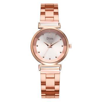 Fashion Bracelet Watches For Women Waterproof Mesh Steel Starry Sky Watch Luxury Brand Gradient Dial Quartz Clock Gift New