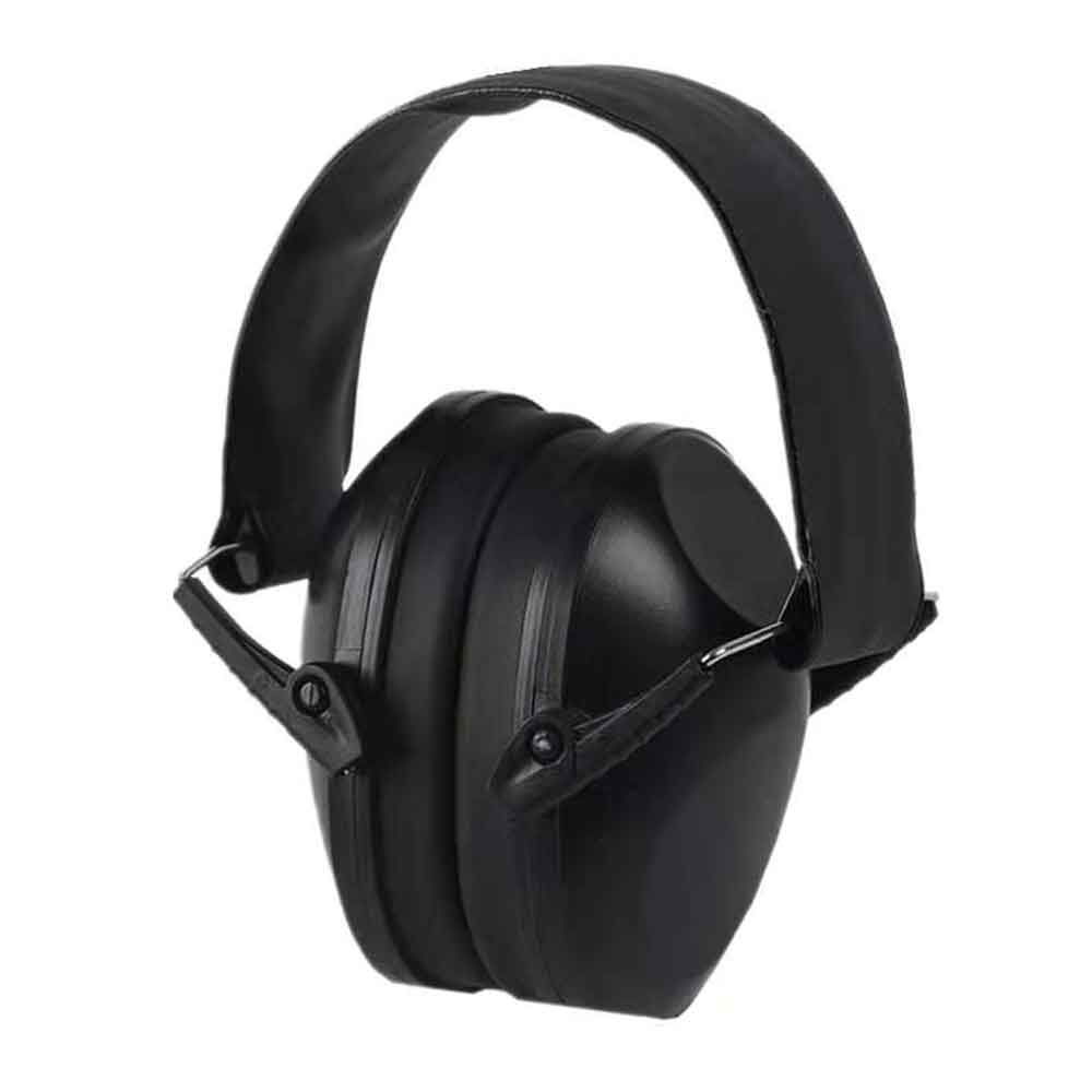 Noise Reduction Safety Ear Muffs SNR 28dB  Shooters Hearing Protection Earmuffs Adjustable Shooting Ear Protection