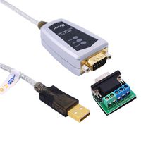 USB to RS485 RS422 Serial Converter Adapter Cable FTDI Chip for Windows 10 8 7 XP and Mac|  -