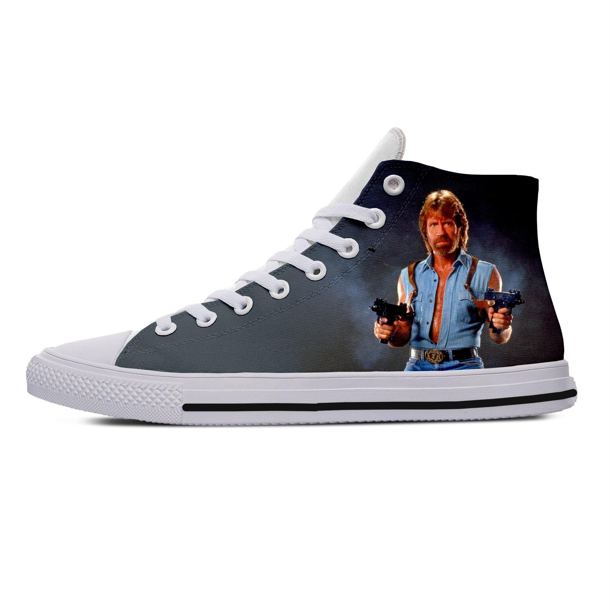 2019 hot fashion 3D Chuck Norris High