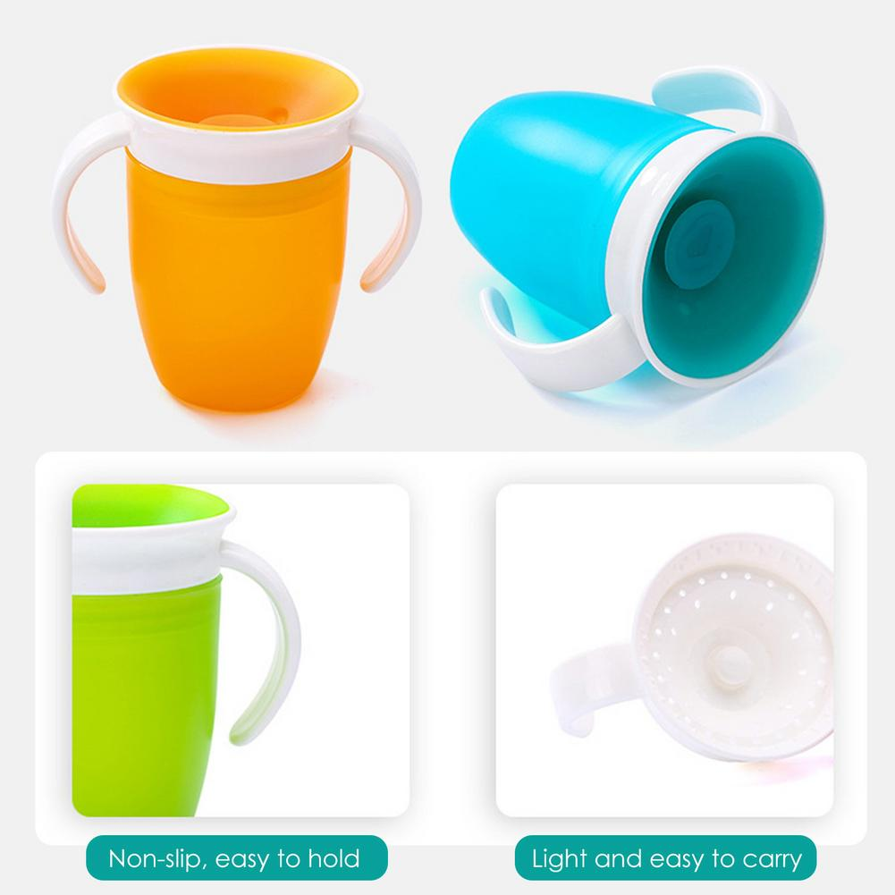 360 Degrees Leakproof Baby Learning Drinking Cup - Beyond Baby Talk