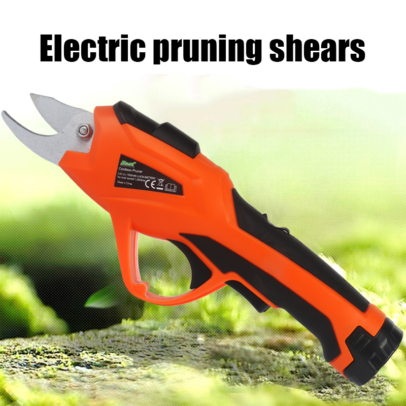 Power Tool Electric Scissors Electric Pruning Branch Scissor Fruit Tree Gardening Pruning Machine
