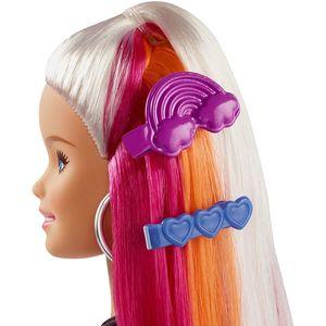 Image 5 - Модная Кукла Барби с радужными блестками, кукла с аксессуарами и одеждой Барби, модные игрушки для девочек, кукла для девочек