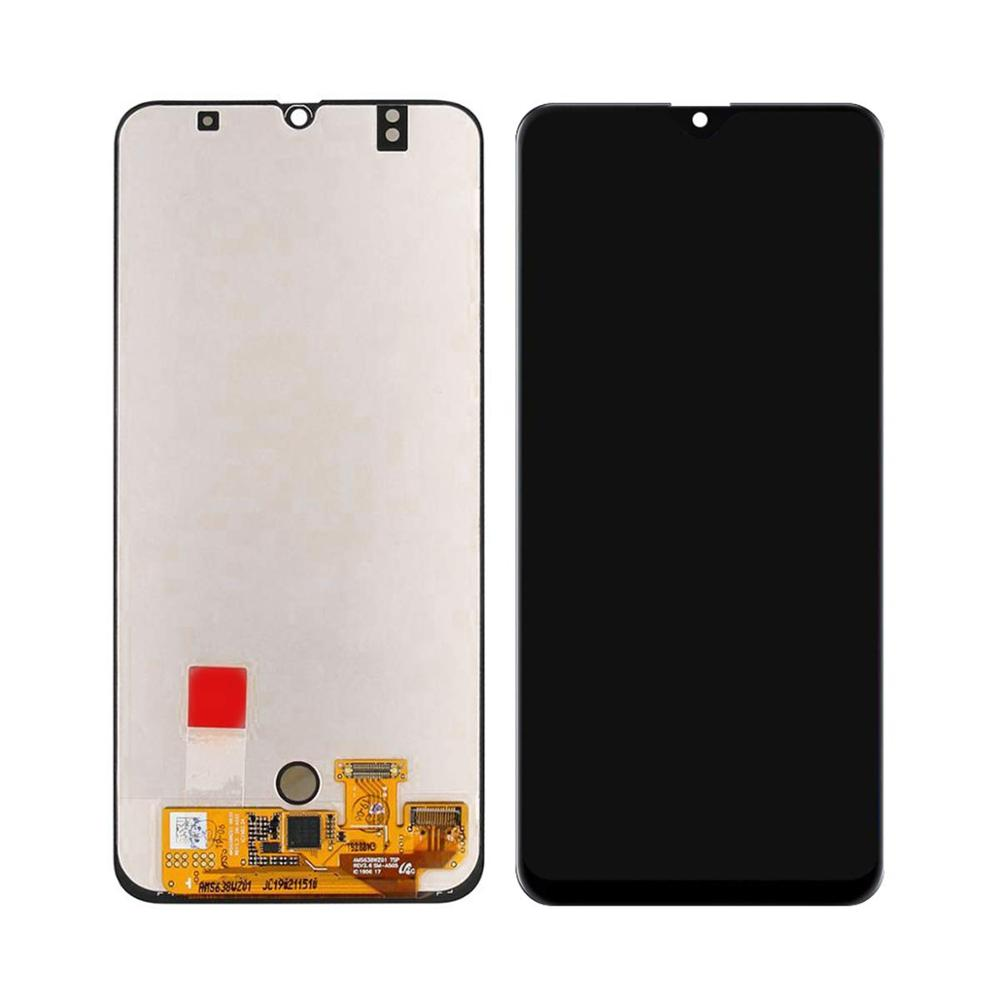 For <font><b>Samsung</b></font> Galaxy <font><b>A50</b></font> SM-A505FN/DS A505F/DS A505 <font><b>LCD</b></font> Display Touch Screen Digitizer Assembly With Frame For <font><b>Samsung</b></font> <font><b>A50</b></font> <font><b>lcd</b></font> image