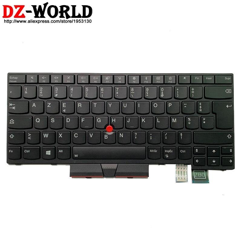 New for Lenovo Thinkpad T460P T470P keyboard backlit Latin Spanish Teclado