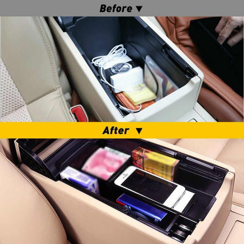 Ящик для хранения центральной консоли автомобиля Toyota Camry 2011 17 лоток подручника