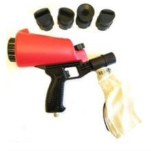 2020 New Hand-Held Pneumatic Sandblasting Gun, Portable Rust Removal Sandblaster, Simple Sandblasting Equipment