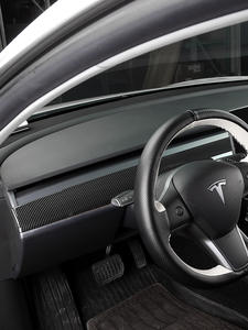 Model Tesla 3-Accessories/car 3-Carbon Center-Console for Y Center-console/Model/3-tesla/..