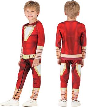 Children Kids Girl MMA Rashguard Compression T shirt+Pants Boxing Sports T- Shirt Children #8217 s sports suit Quick-drying Sportsuits tanie i dobre opinie Chłopcy Pasuje prawda na wymiar weź swój normalny rozmiar Drukuj Szybkie suche O-neck Poliester Pełna Mma Rashguard Sets
