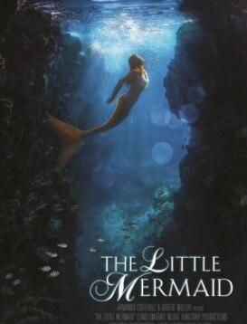小美人鱼真人版海报