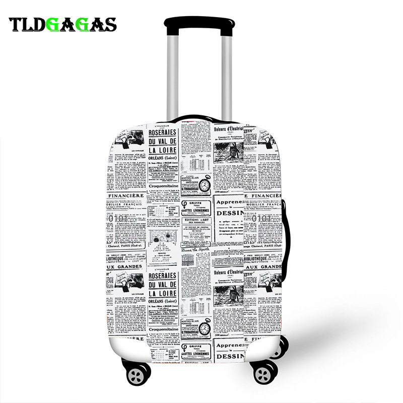 Elastic Luggage Protective Cover Case For Suitcase Protective Cover Trolley Cases Covers Xl Travel Accessories Suitcase Case T66